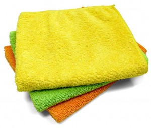 Microfiber eco cloth